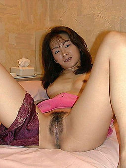 asian hairy nude hot porn pics