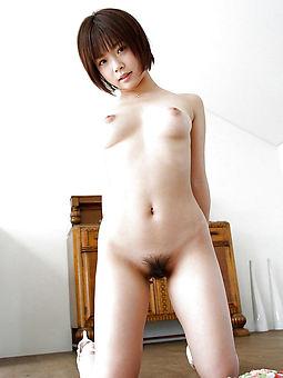 curvy asian hairy nudes