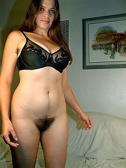nude pictures be fitting of beautiful hairy bush