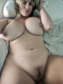 chubby hairy mature tease