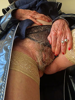 horny hairy grannies tease