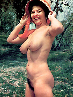 nice vintage hairy nudes