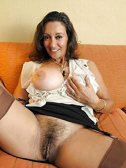 curvy big boobs hairy milf