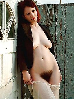 wild hairy european women