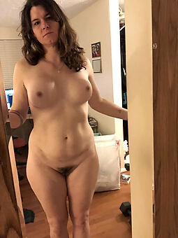 naked european hairy pussy strip