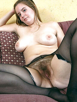unshaved pussy seduction