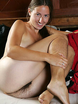 naked girls with hairy legs stripping