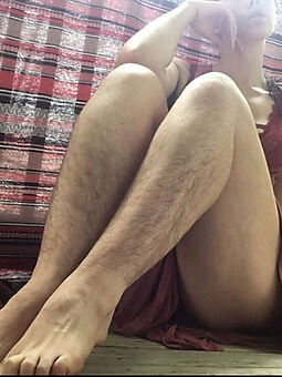 pretty naked hairy legs battalion