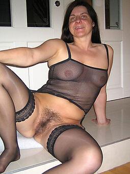 unshaved ladies stripping