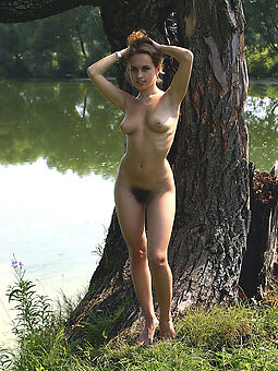 skinny Victorian grown-up pussy positiveness or dare pics