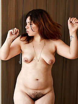 hairy fat moms tease