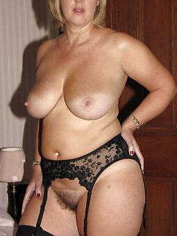 hairy mature in stockings amature porn