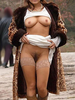 porn pictures be expeditious for hairy mature in stockings
