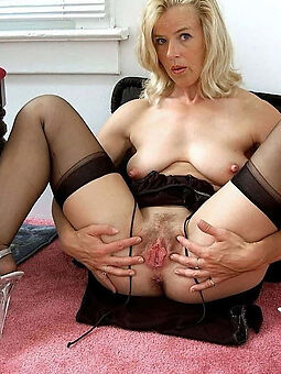 second-rate hairy wife tease