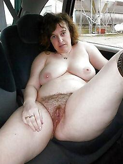 hairy chubby milf