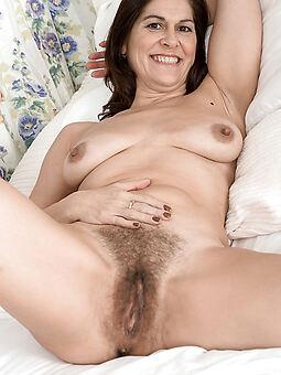 hairy ladies pussy tease
