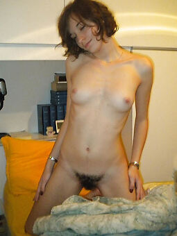 empty european hairy pussy stripping