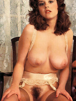 hot hairy retro pussy stripping
