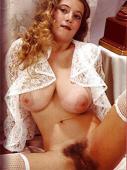hairy retro pussy unorthodox porn pics
