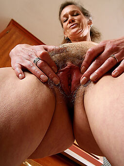 hairy granny pussy amature porn