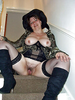 reality hairy pussy prevalent stockings photo