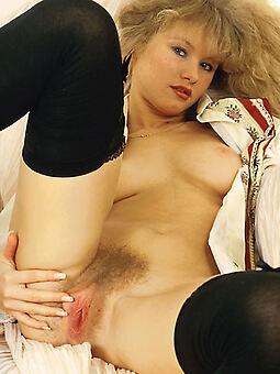 vintage hairy vagina Bohemian porn pics