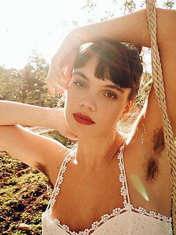 porn pictures of natural hairy armpit