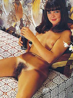 nice hairy retro porn