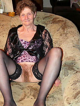 hairy old grannies amature porn