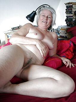 hairy superannuated granny sexy porn pics