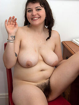 chubby of age hairy free porn pics