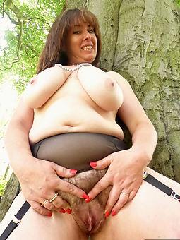 chubby plus hairy girls porno