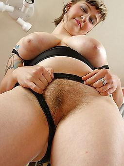 chubby hairy woman tease