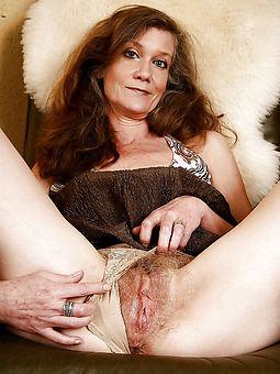 very elderly hairy granny porn photograph