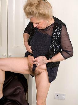 experimental hairy granny porn videotape