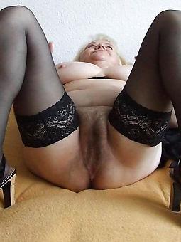 sexy hairy granny porn pic