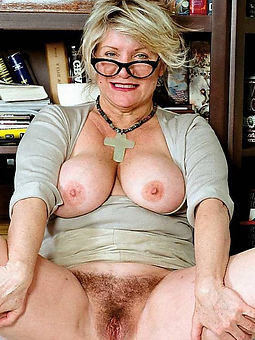 granny hairy solo amature coition pics