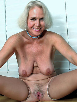 ladies hairy stripping