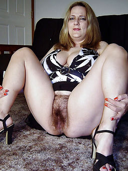 real hairy wife