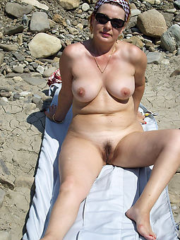 natural amateur tie the knot hairy