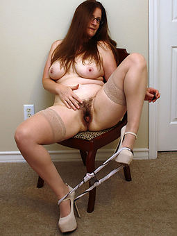 pictures of hairy pussy nylons