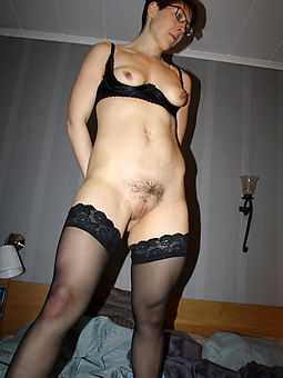 ideal stockings hairy