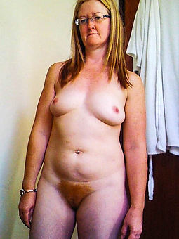 mature redhead hairy pussy