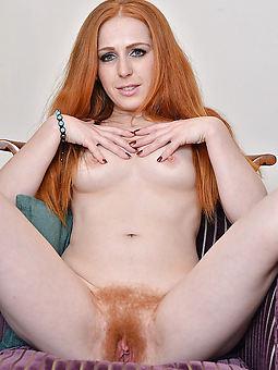 free hairy redheads