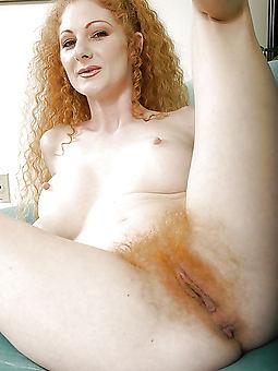 hairy redheads naked erotic pics