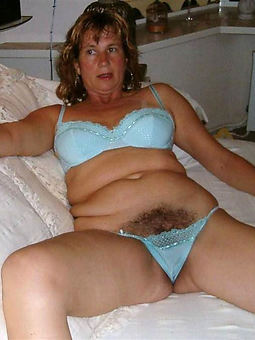 most assuredly hairy panties