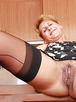 mature hairy lady film over