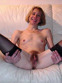 mature body of men with flimsy vaginas