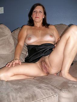 mature hairy nude women
