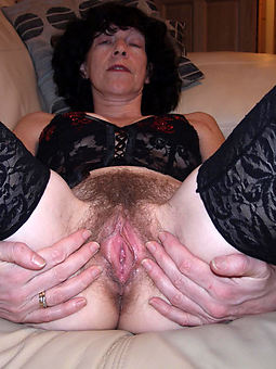 real mature hairy women pictures